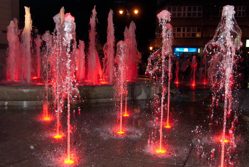 Plac Szczepański, fountain 02