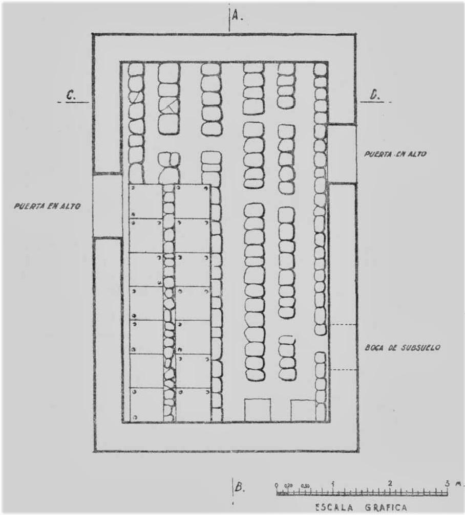 Archivoplanta del hipocausto de la habitacin n 4g archivoplanta del hipocausto de la habitacin n 4g ccuart Images