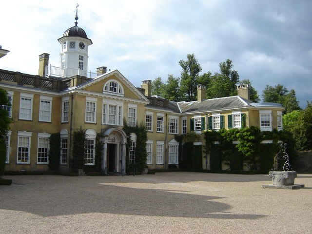 Polesden Lacey Regency Country House - geograph.org.uk - 1387406