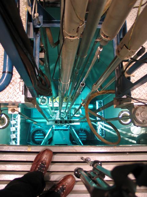 Pool Type Reactor Wikipedia