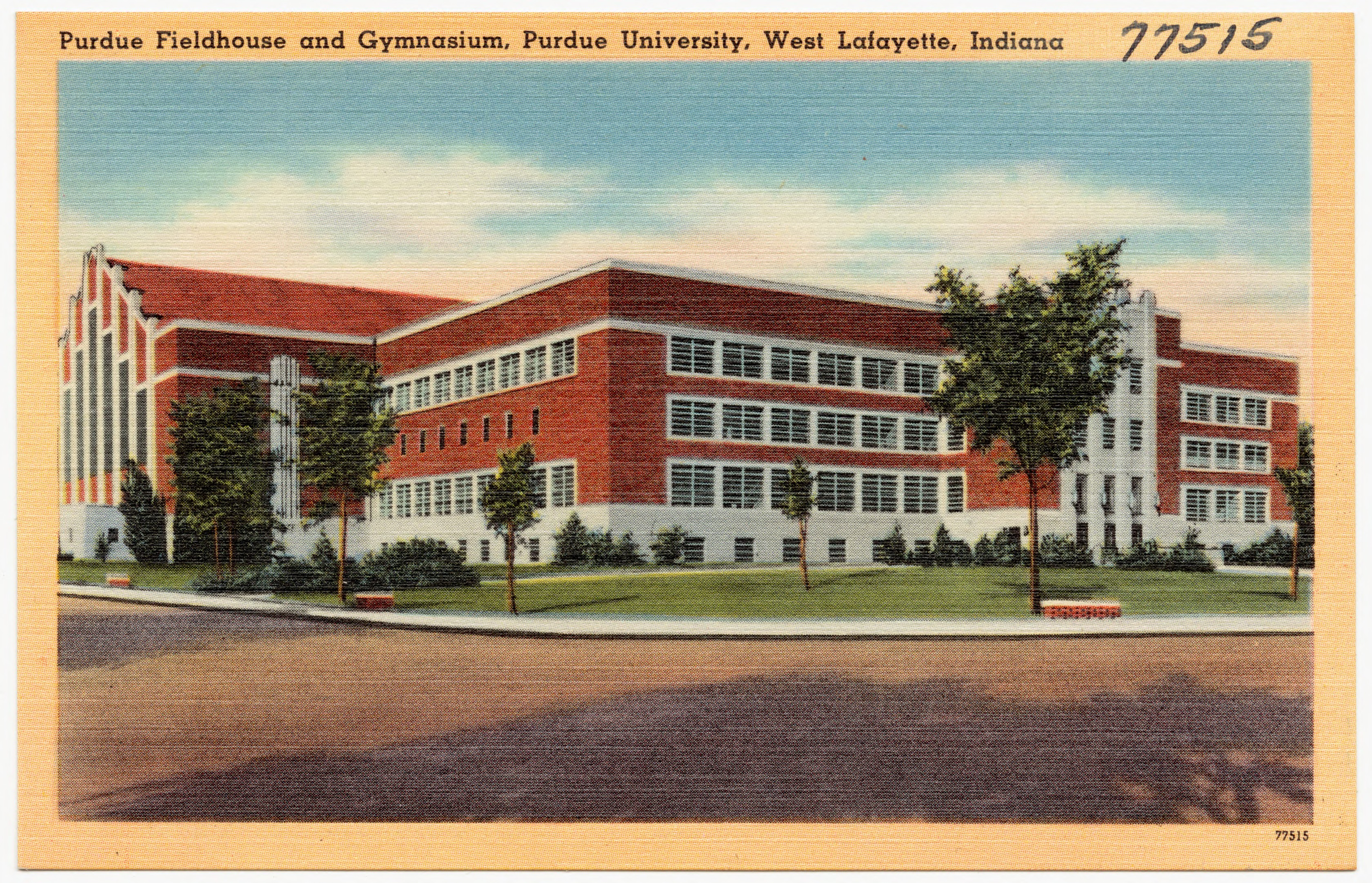 filepurdue fieldhouse and gymnasium purdue university west lafayette indiana 77515