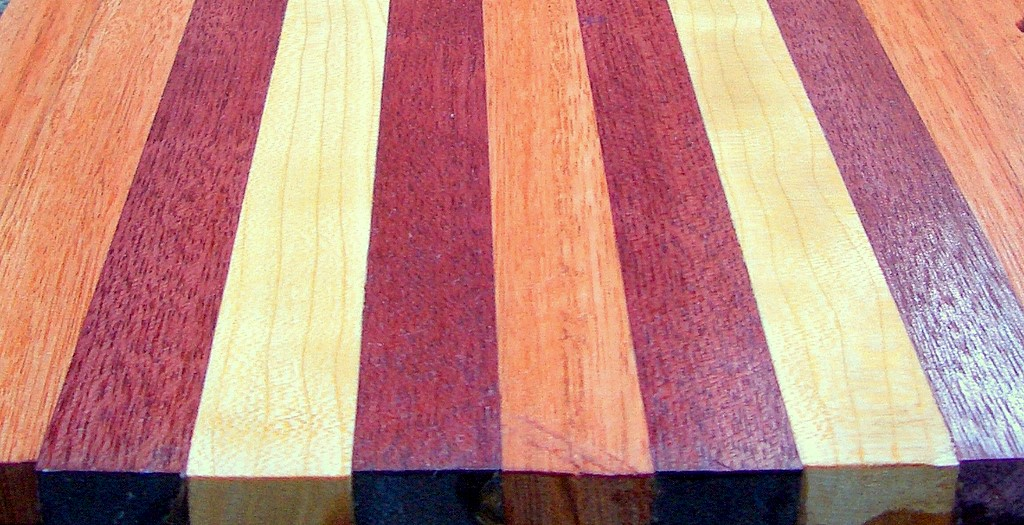Species Spotlight Purpleheart An Article From Toms Workbench