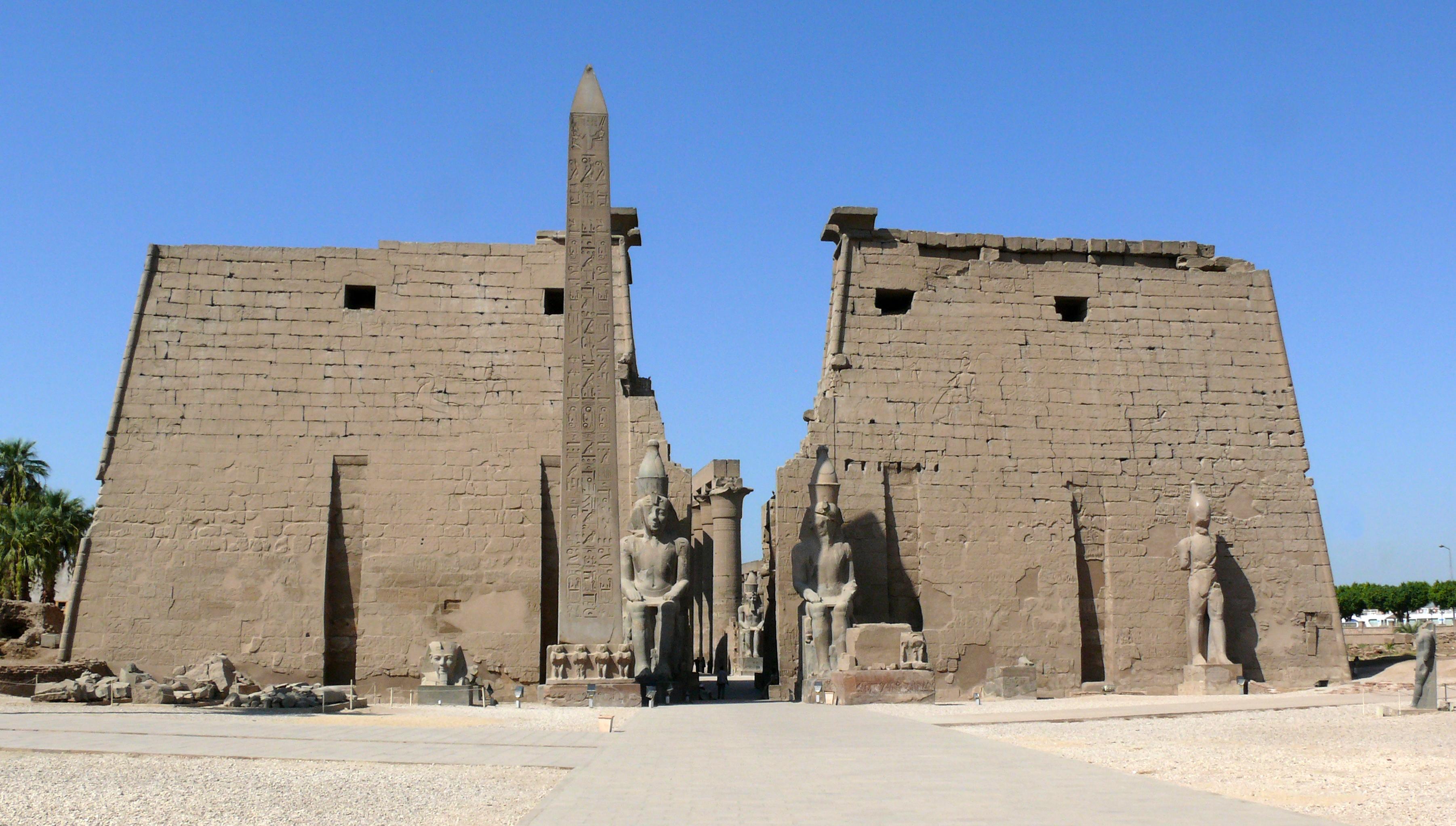 guia de viaje egipto - luxor