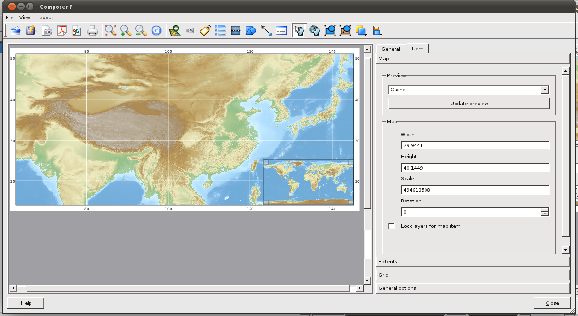File:QGis Print composer output - 07 localizator added png