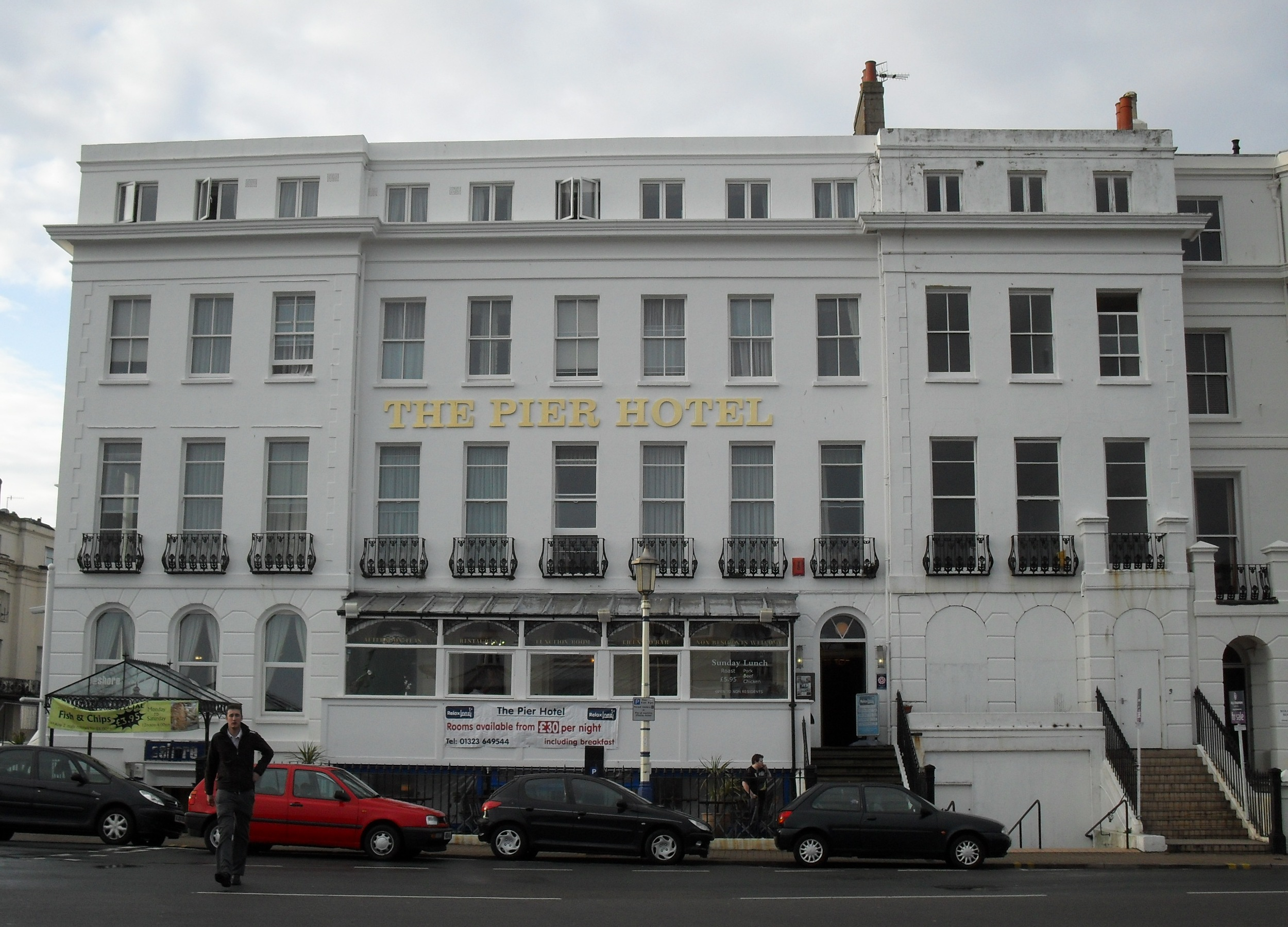 Grand Hotel Eastbourne Spa