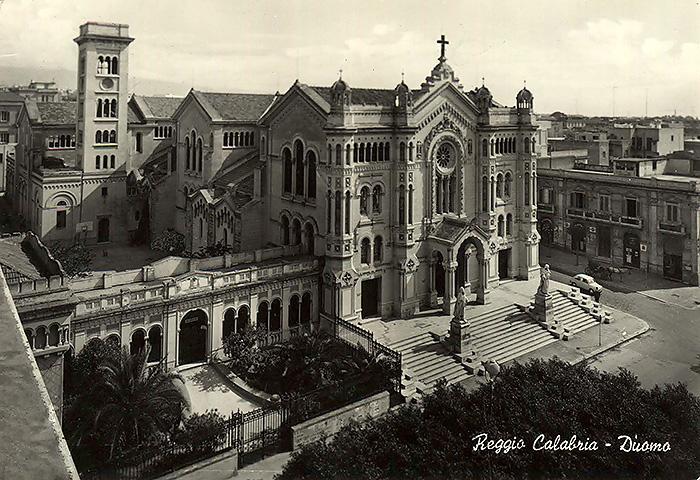 Duomo Di Reggio Calabria Mapio Net