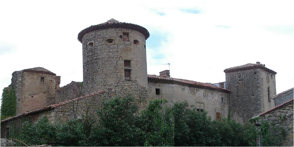 Le château de Rennes-le-Château