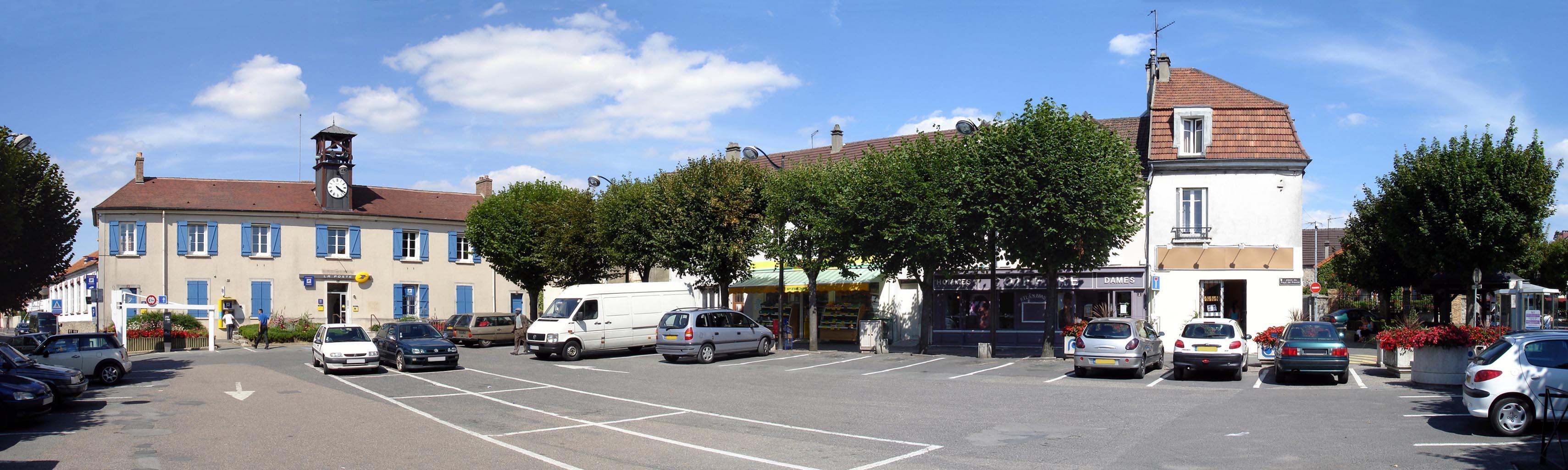 Centre Ville Roissy En Brie