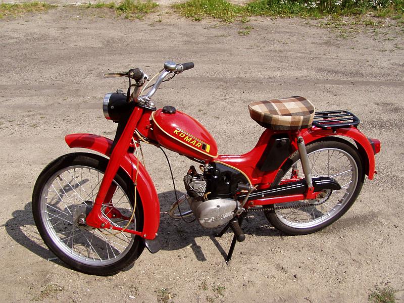 Jawa moped 18