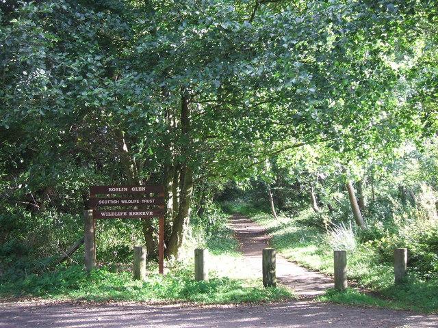 Roslin Glen - geograph.org.uk - 1498238
