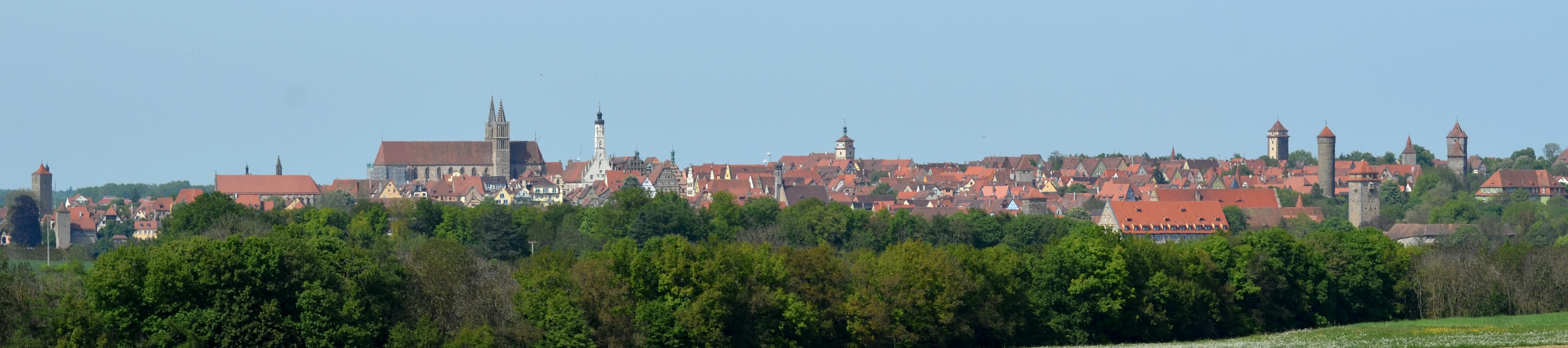 Rothenburg Ob Der Tauber Hotel Rothenburger Hof