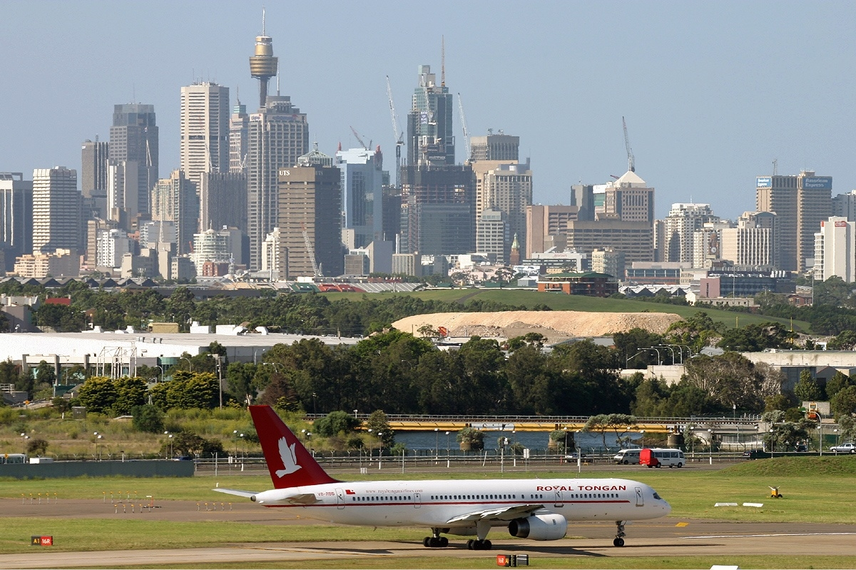 sydney airport - photo #21
