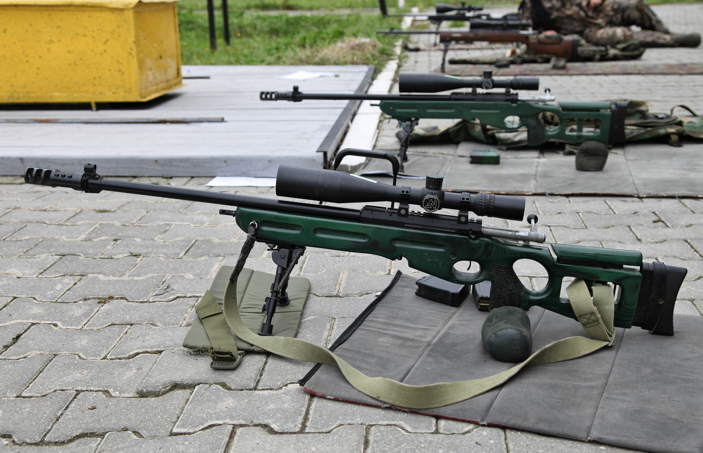 File:SV-98 Sniping competition for The Armourers Day 05 ...