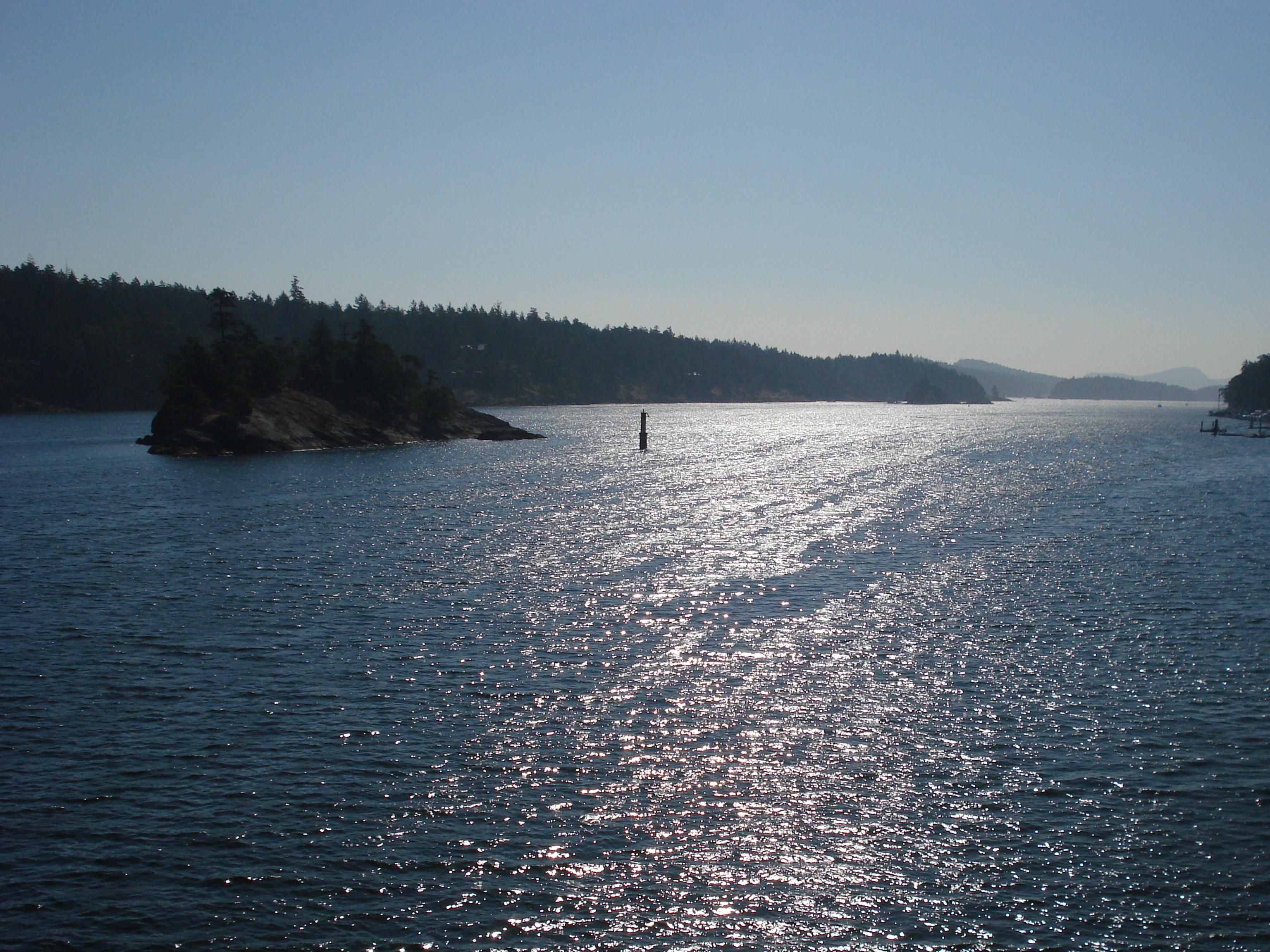 Salt Spring Island Retreat Angelin