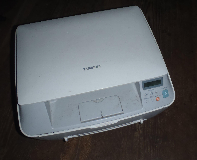 Драйвера для принтера scx 4100 скачать