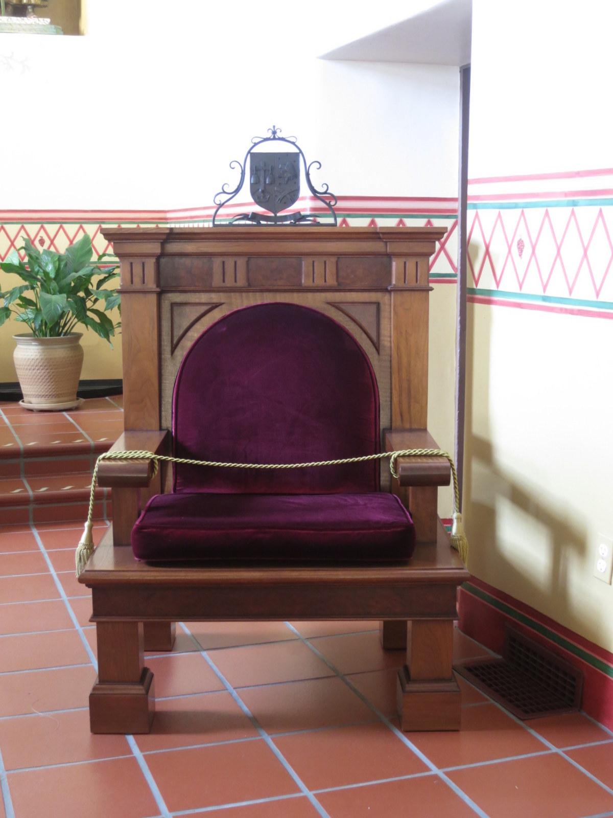 file san carlos borromeo cathedral monterey ca interior