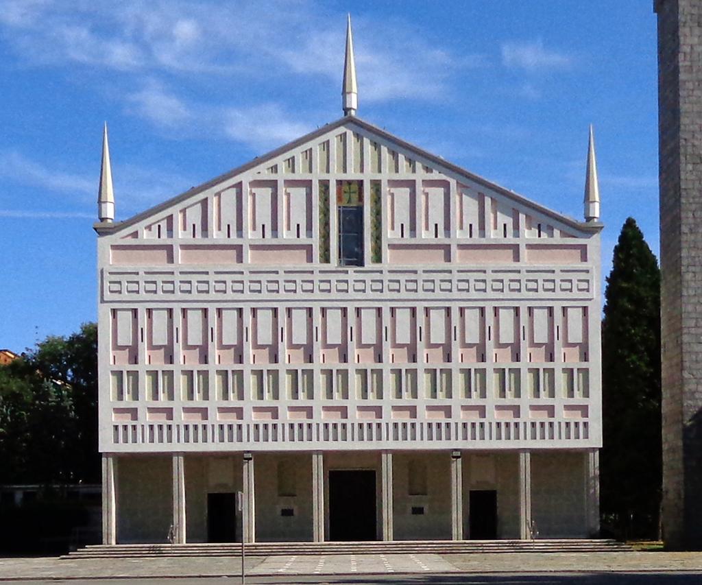 File san donato milanese chiesa di santa barbara for Arredamenti ballabio san donato milanese