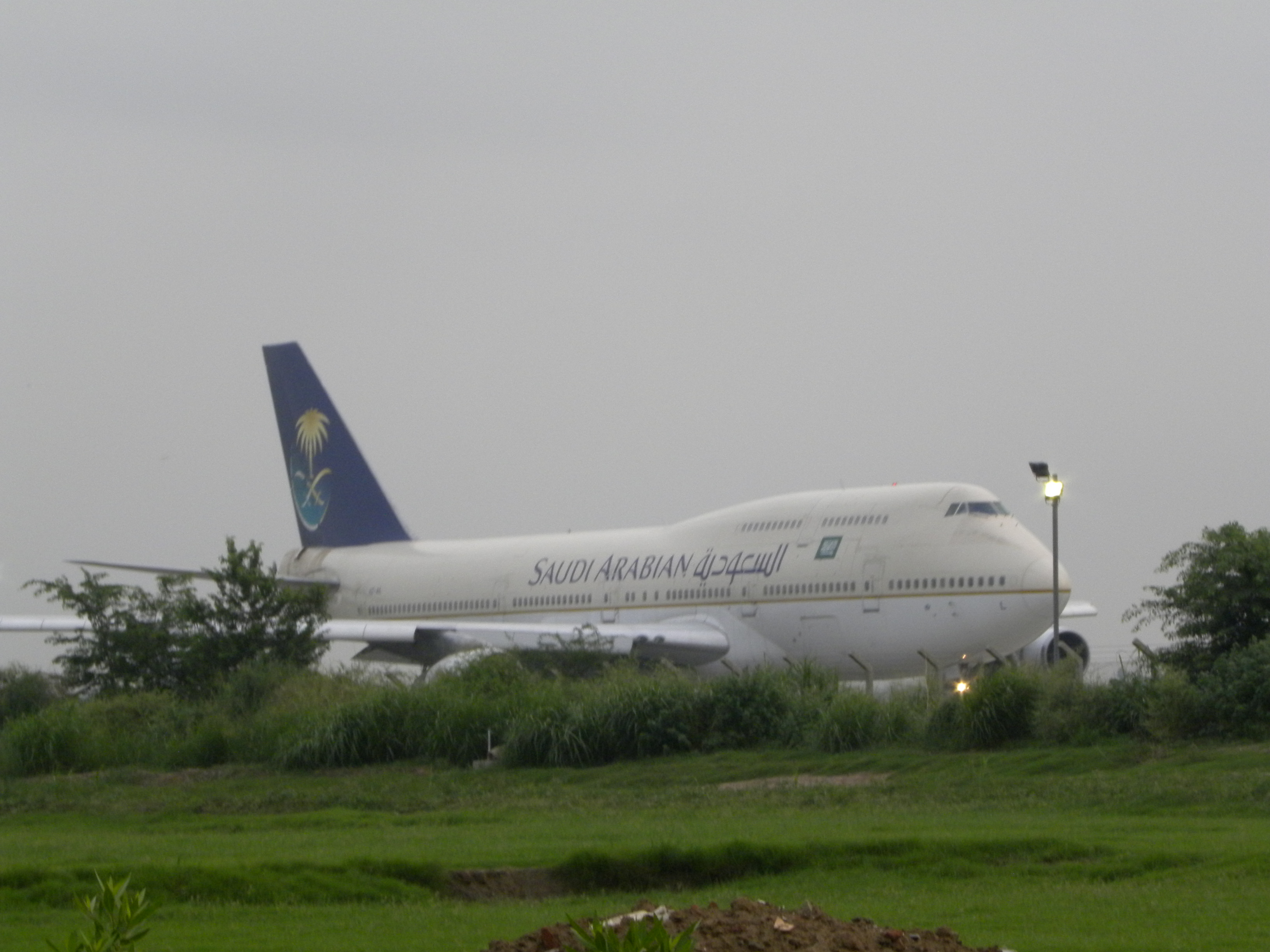 Download this Description Saudi Arabian Airlines picture