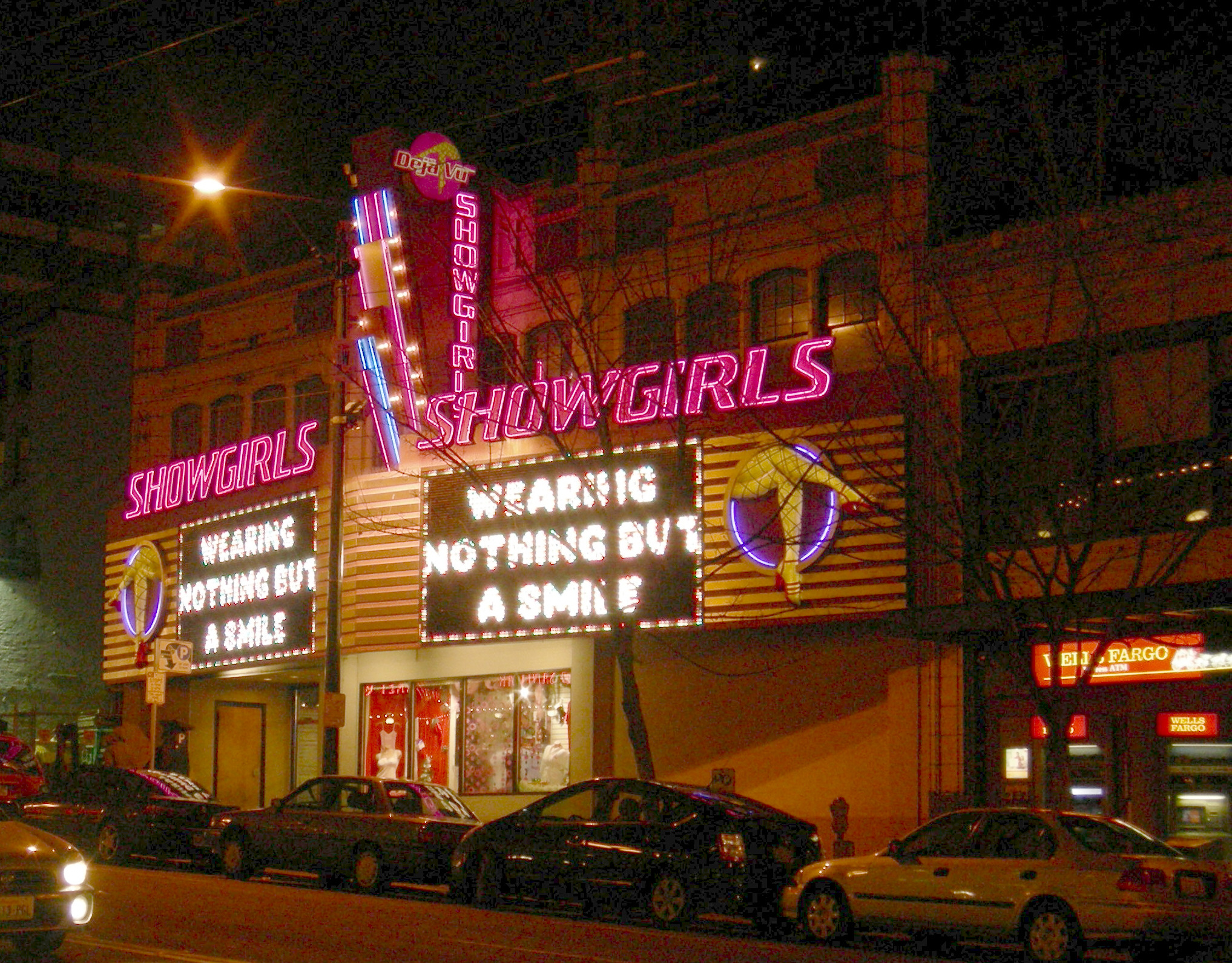 seattle strip club
