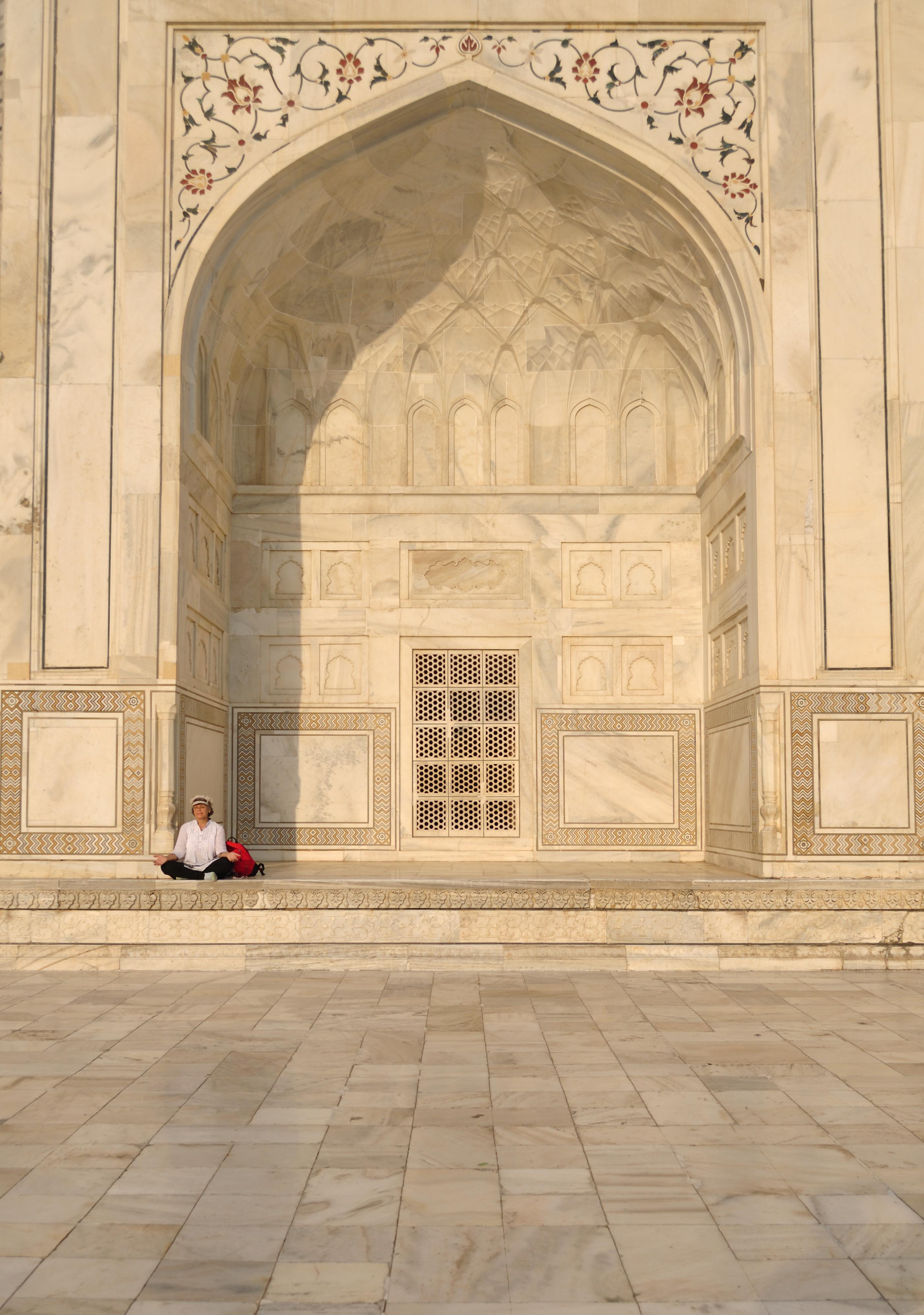 File:Section of Taj Mahal -Original Version.jpg - Wikimedia Commons
