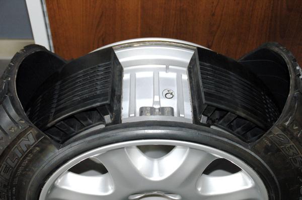 Runflat tire  Wikipedia