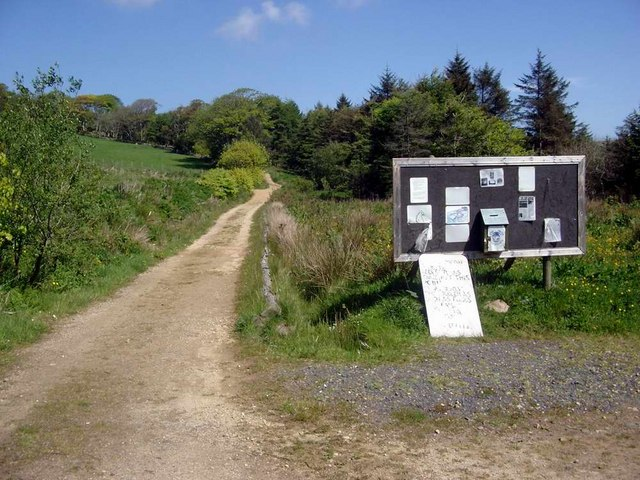 Small nature reserve - geograph.org.uk - 445747