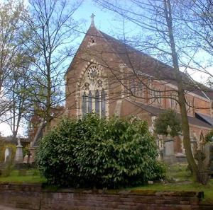 St Mary the Virgin, Acocks Green Church