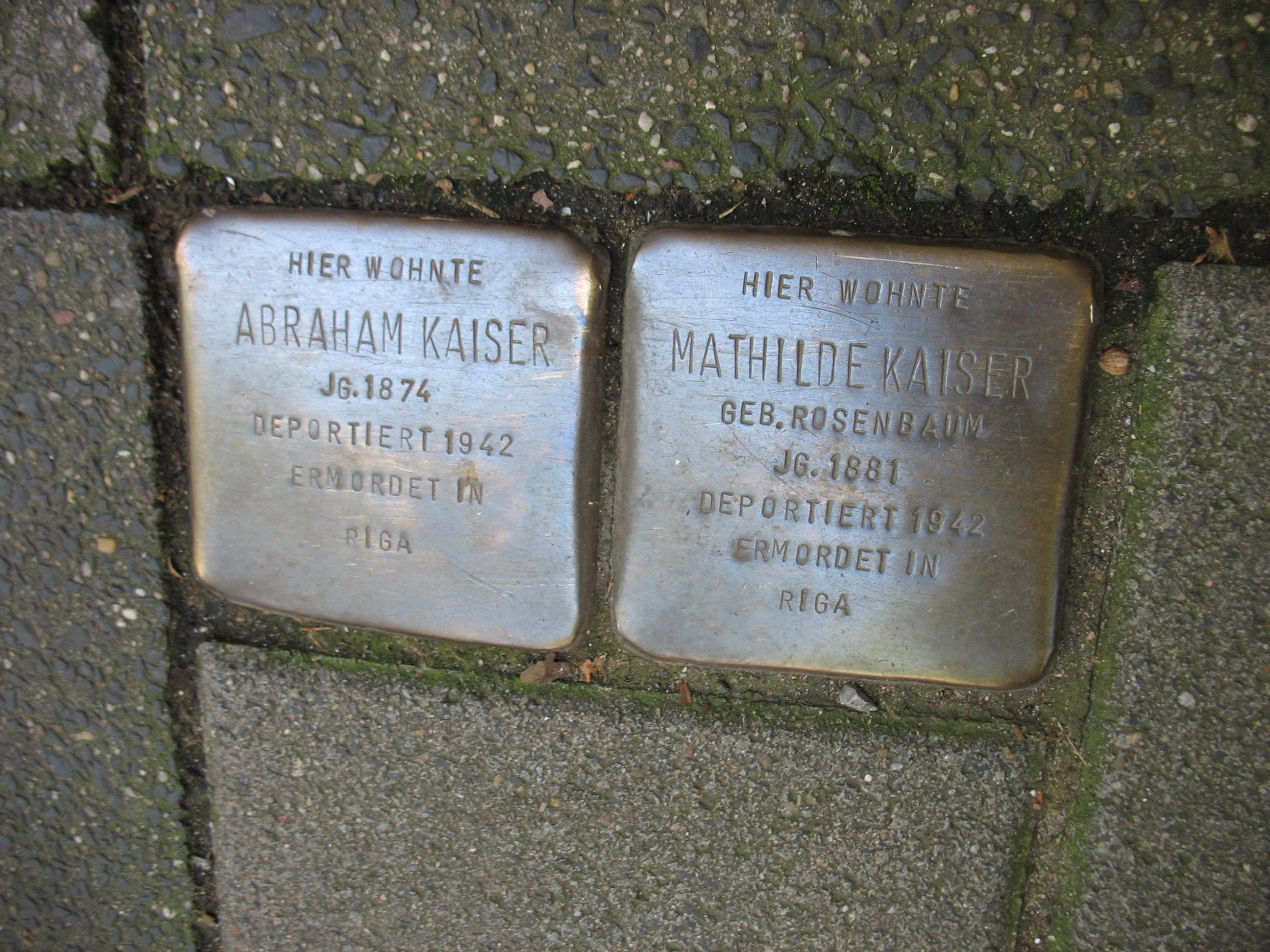 Abraham Adolf Kaiser