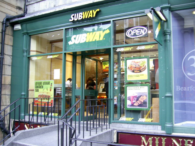 Subway bread no longer includes Azodicarbonamide