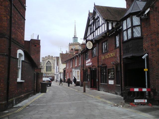 Sun Street, Baldock - geograph.org.uk - 1168959