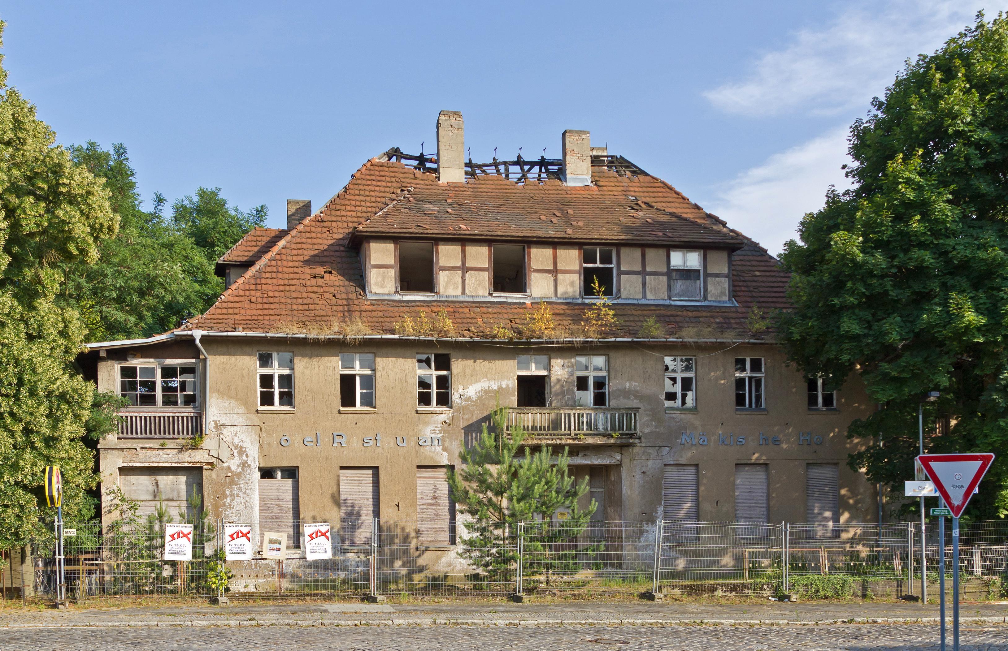 Wünsdorf Waldstadt