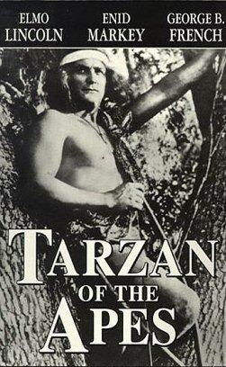 Tarzán De Los Monos Película De 1918 Wikipedia La Enciclopedia Libre