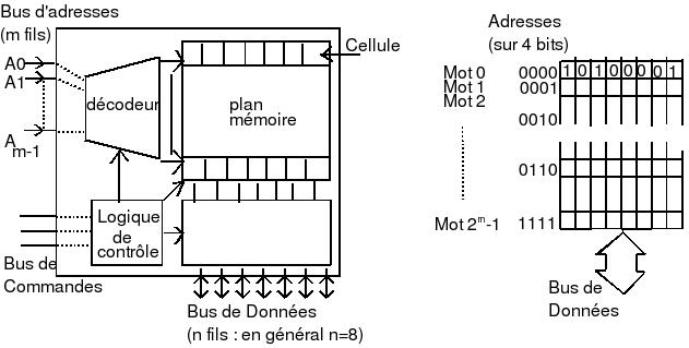 fonctionnement d 39 un ordinateur contr leur m moire interne wikilivres. Black Bedroom Furniture Sets. Home Design Ideas