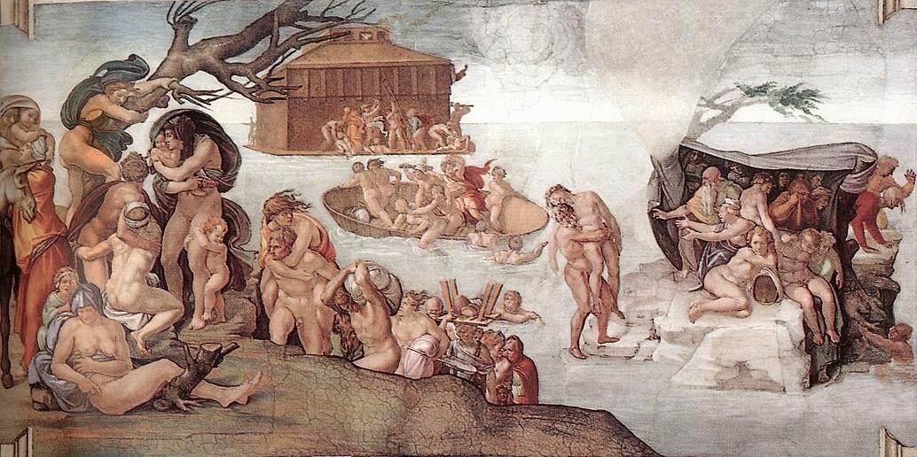 Noè e il governo Renzi