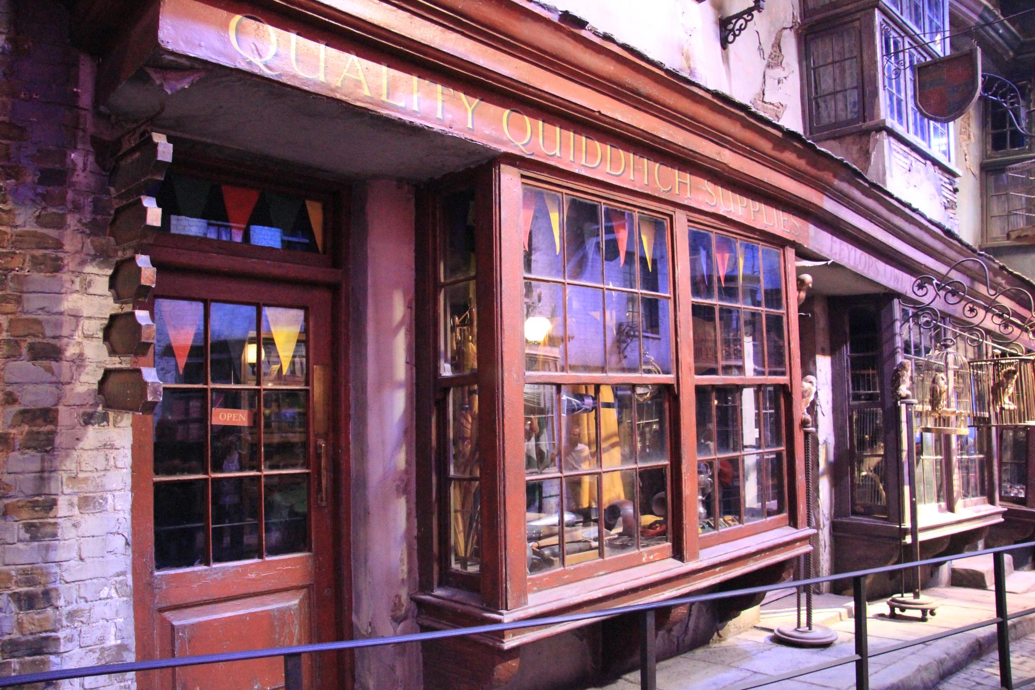 Harry Potter Restaurant New York Adresse