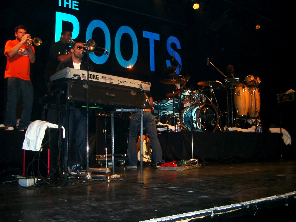 The Roots discography - Wikipedia