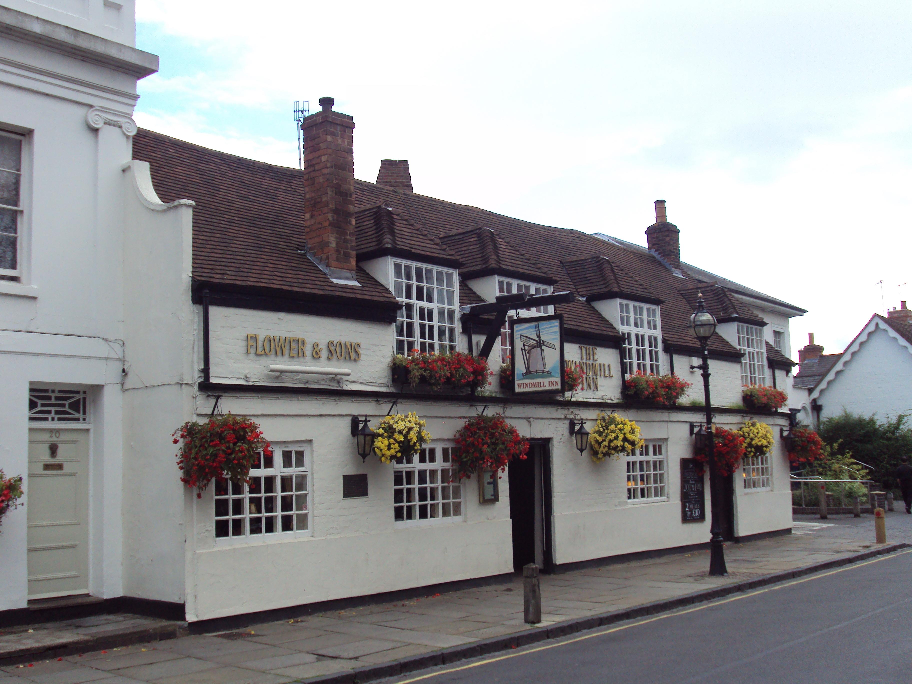 File The Windmill Inn Church Street Stratford Upon Avon