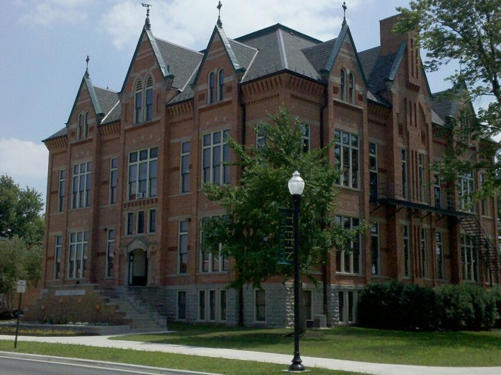 tiffin affordable college towns ohio
