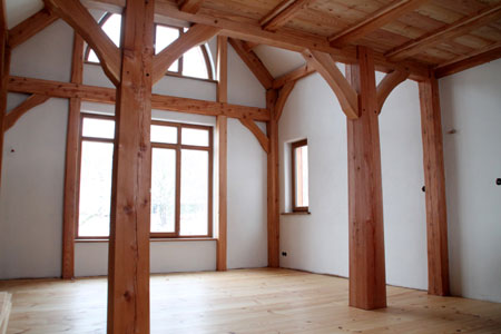 file timberframe fachwerkhaus neubau anbau wikimedia commons