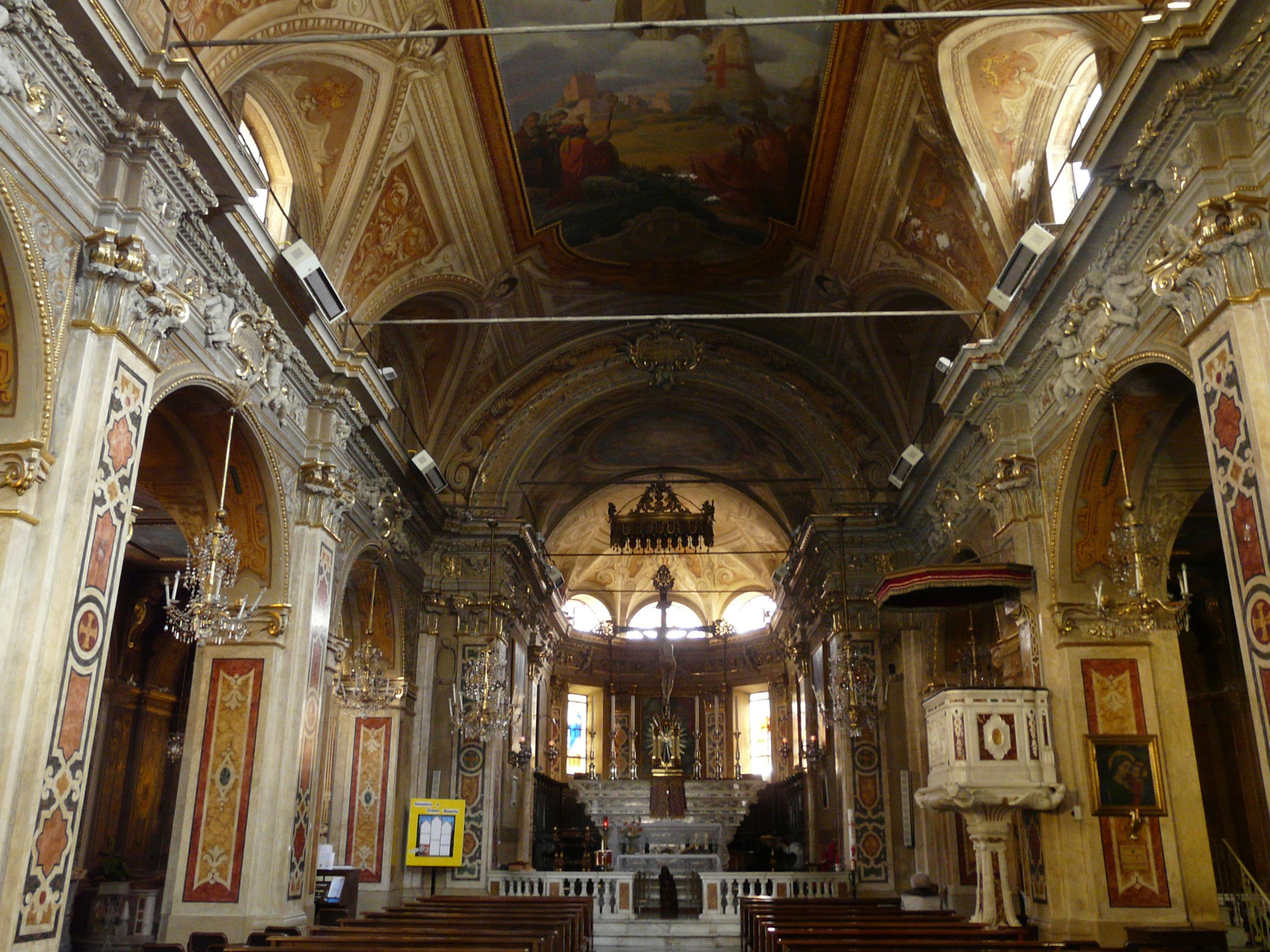 File Torriglia Chiesa Sant 39 Onorato Di Arles