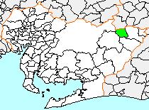 Tsugu, Aichi Former municipality in Chūbu, Japan