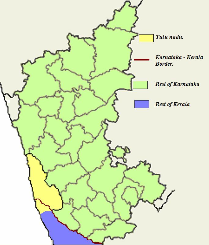 Tulu Nadu State Movement Wikipedia