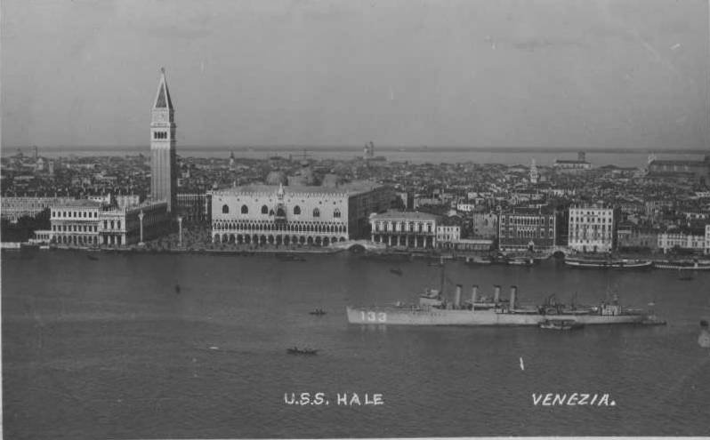 USS Hale (DD-133)
