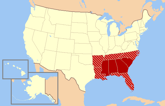 File:US map-Deep South.png - Wikimedia Commons