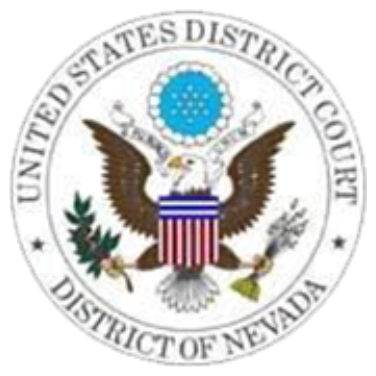 Seal of the United States District Court for the District of Nevada