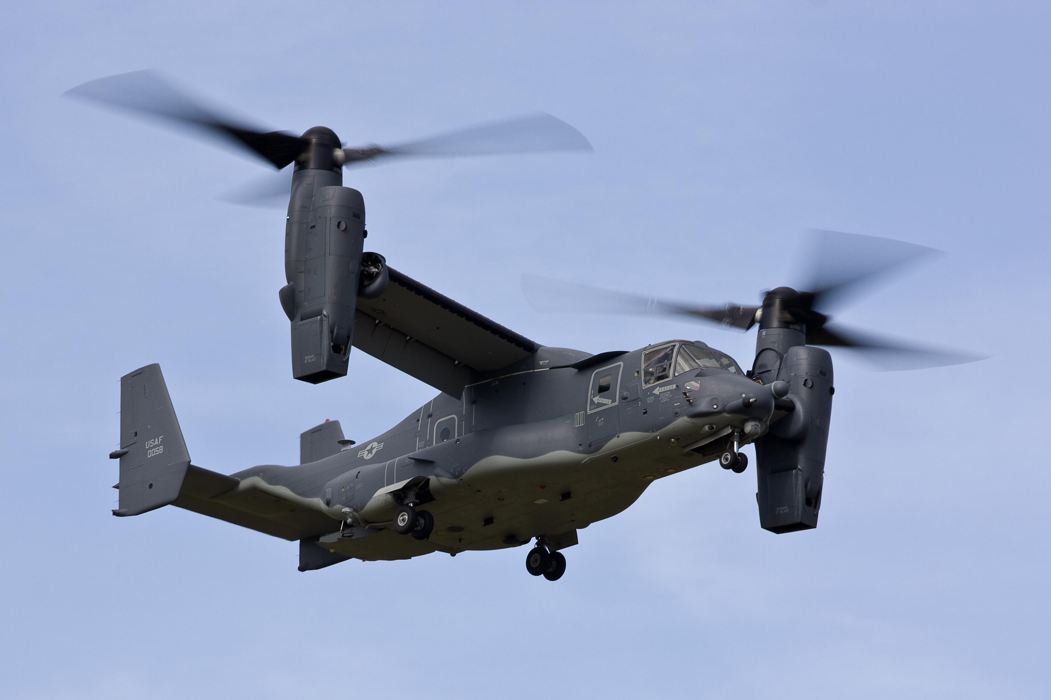 file v-22 osprey  usaf  - raf mildenhall