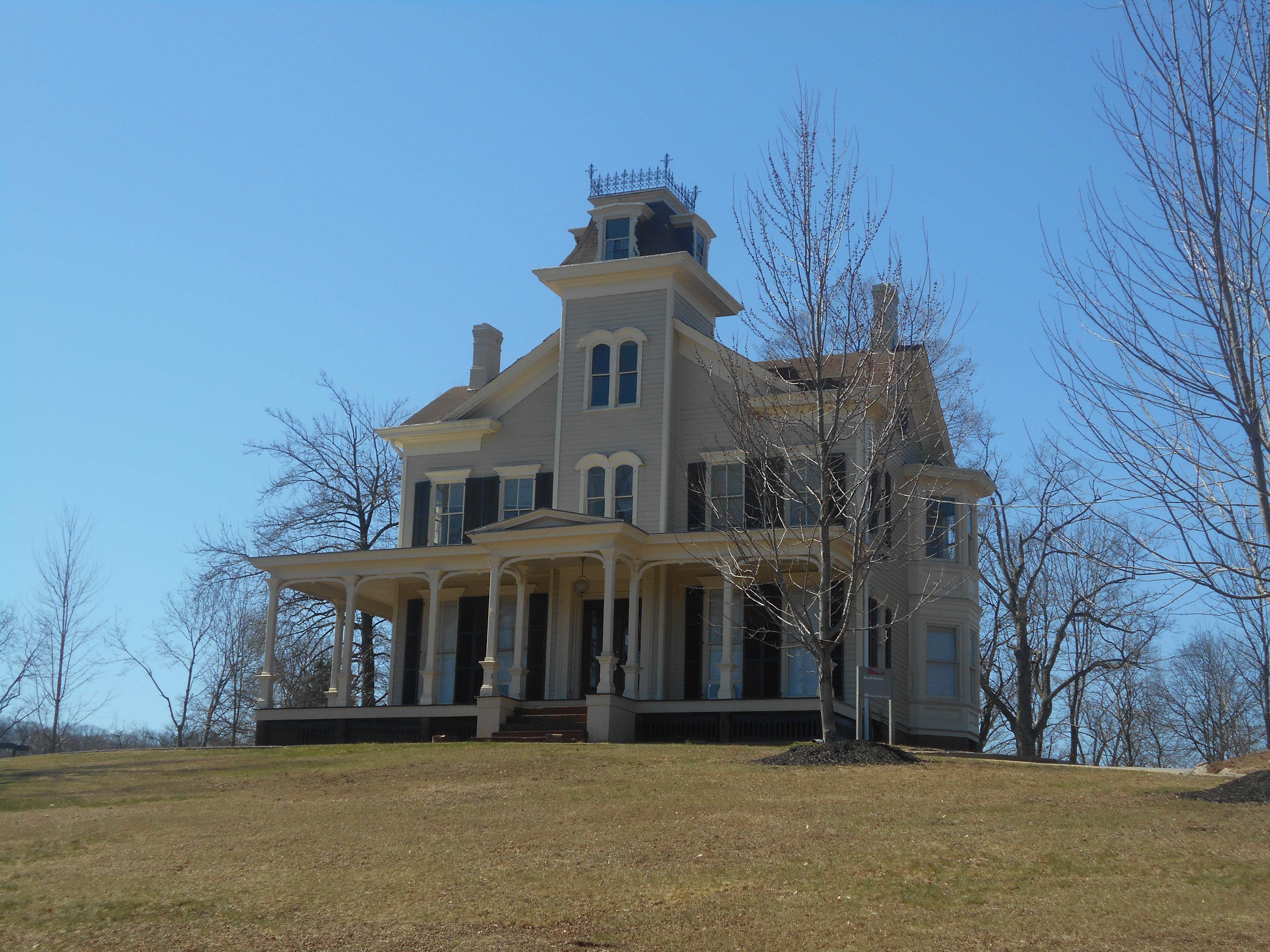 Van Reyper-Bond House - Wikipedia