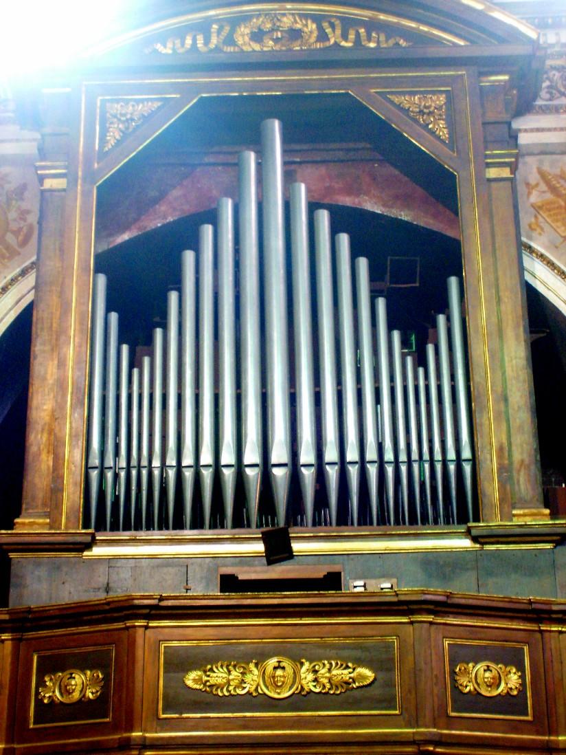 File Vigevano Cattedrale Di S Ambrogio Interno Il