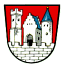 Das Wappen von Rottenburg a.d.Laaber