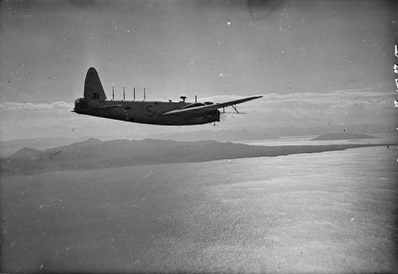 Wellington GR Mk XIII IWM CNA 3535
